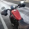 バイク防寒対策~冬のツーリングはあたたかい